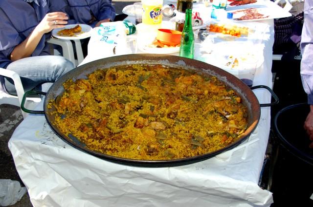 Paella de Gaspar